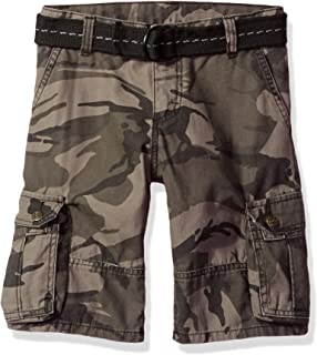 740a30c691 Amazon.com: LEE Boys' Dungarees Belted Wyoming Cargo Short: Clothing