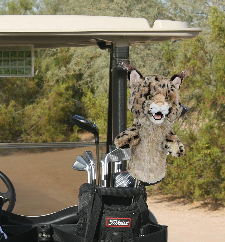 Daphnes Funda para Driver de Golf en Forma de Lince