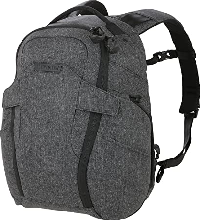 c8f35db923 Amazon.com   Maxpedition Gear Entity 21 CCW-Enabled EDC Backpack 21L for Covert  Concealed Carry