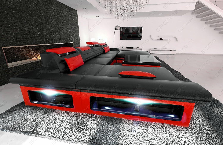 big sofa led ledersofa big sofa skyline bei nativo mbel. Black Bedroom Furniture Sets. Home Design Ideas