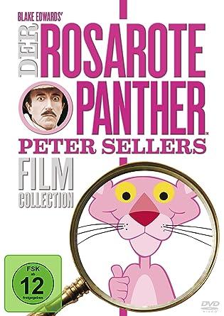 Der rosarote panther reihe