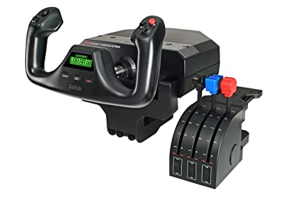 b690b7b817f Image Unavailable. Image not available for. Color: Logitech G PRO Flight  Yoke System