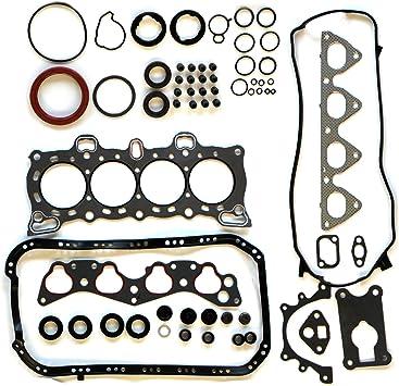 For Honda Civic CRX Civic del Sol 1.5L 1.6L Head Gasket SOHC D15B7 D16A6  88-95