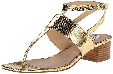 60a7bbca22f Amazon.com | Steve Madden Women's Verro Huarache Sandal | Platforms ...