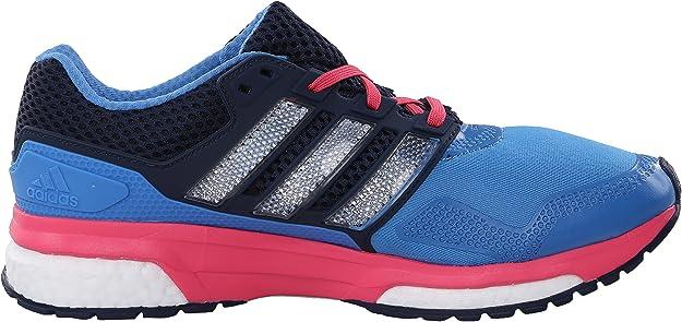 Inesperado Desnudarse Fuera de borda  Amazon.com | adidas Performance Women's Response Boost 2 Techfit W Running  Shoe | Shoes