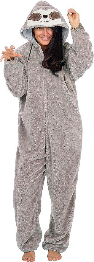 CityComfort Pijamas Enteros de Animales Mujer de Una Pieza ...