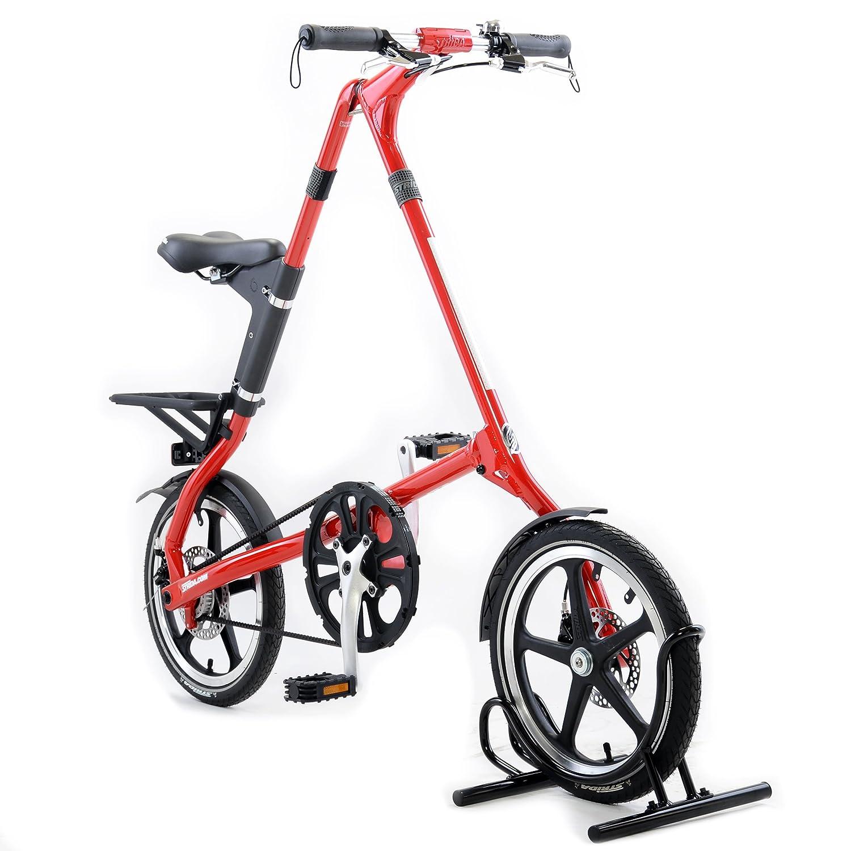 strida bike stand black sports outdoors