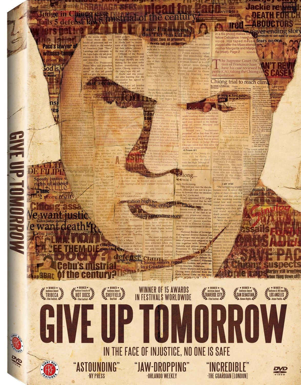Amazon com: Give Up Tomorrow: Francisco 'Paco' Larranaga, Mimi