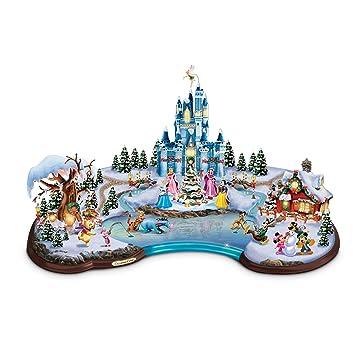 Amazon.de: Disney Weihnachts-Skulptur