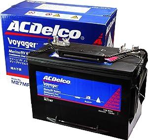 ACDelco [ エーシーデルコ ] マリン用ディープサイクルバッテリー