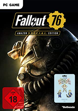Fallout 76 Karte Deutsch.Fallout 76 S P E C I A L Edition Code In A Box Pc