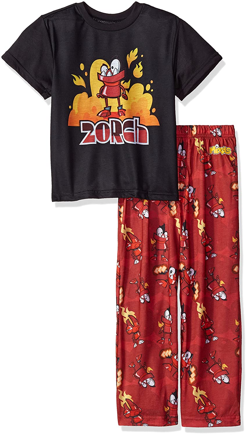 INTIMO Boys Lego Mixel Zorch 2pc Poly