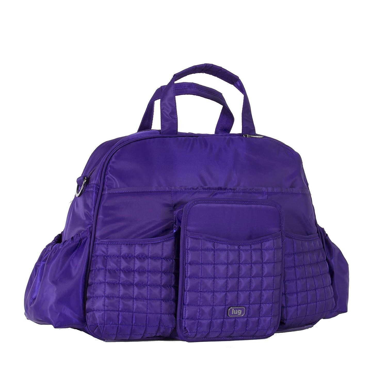 One Size Concord Purple Lug Womens Tuk Tuk Carry-All Duffel Bag