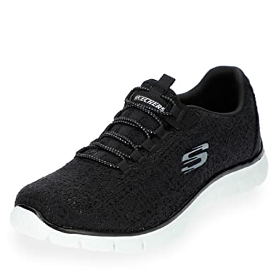 84dbe4b9b44d Skechers Women s Spring Glow Low Top Trainers  Amazon.co.uk  Shoes ...