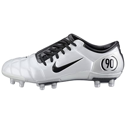 official photos 86f27 df13e Nike Men s Air Zoom Total 90 III FG Wht Charcoal 308229-103 9 UK   Amazon.co.uk  Sports   Outdoors