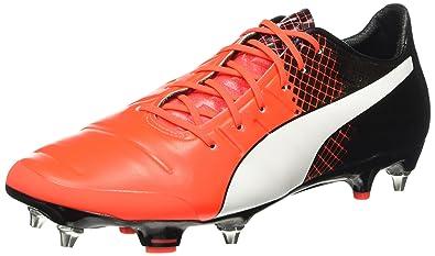 3288edaf9c73 Puma Men s Evopower 1.3 Mx Sg Football Boots  Amazon.co.uk  Shoes   Bags