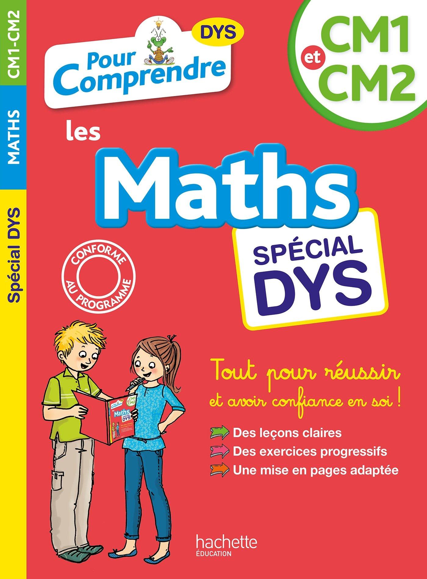 Amazon Fr Pour Comprendre Maths Cm1 Cm2 Special Dys Dyslexie Et Difficultes D Apprentissage Bremont Laure Bremont Pierre Viron Valerie Livres
