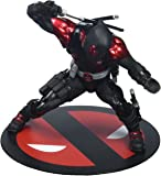 Deadpool Black Suit ArtFX+ Statue - Exclusive