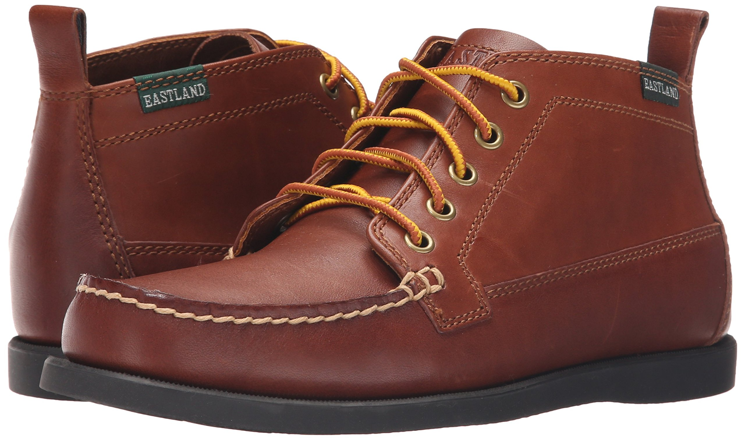 Eastland Men's Seneca Chukka Boot, Tan, 14 W US by Eastland (Image #6)