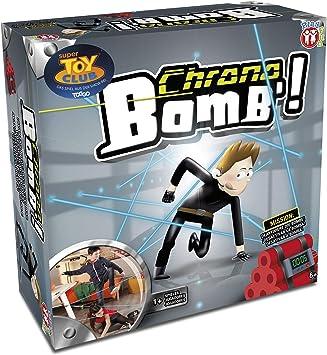 IMC Toys Chrono bomb - Juego de reflejos, mínimo 1 jugador , color/modelo surtido: Amazon.es: Juguetes y juegos