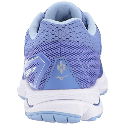 best sneakers 43a4e 57b76 ... Mizuno Wave Rider 21 Women s Running Shoes, Baja Dazzling Blue, ...