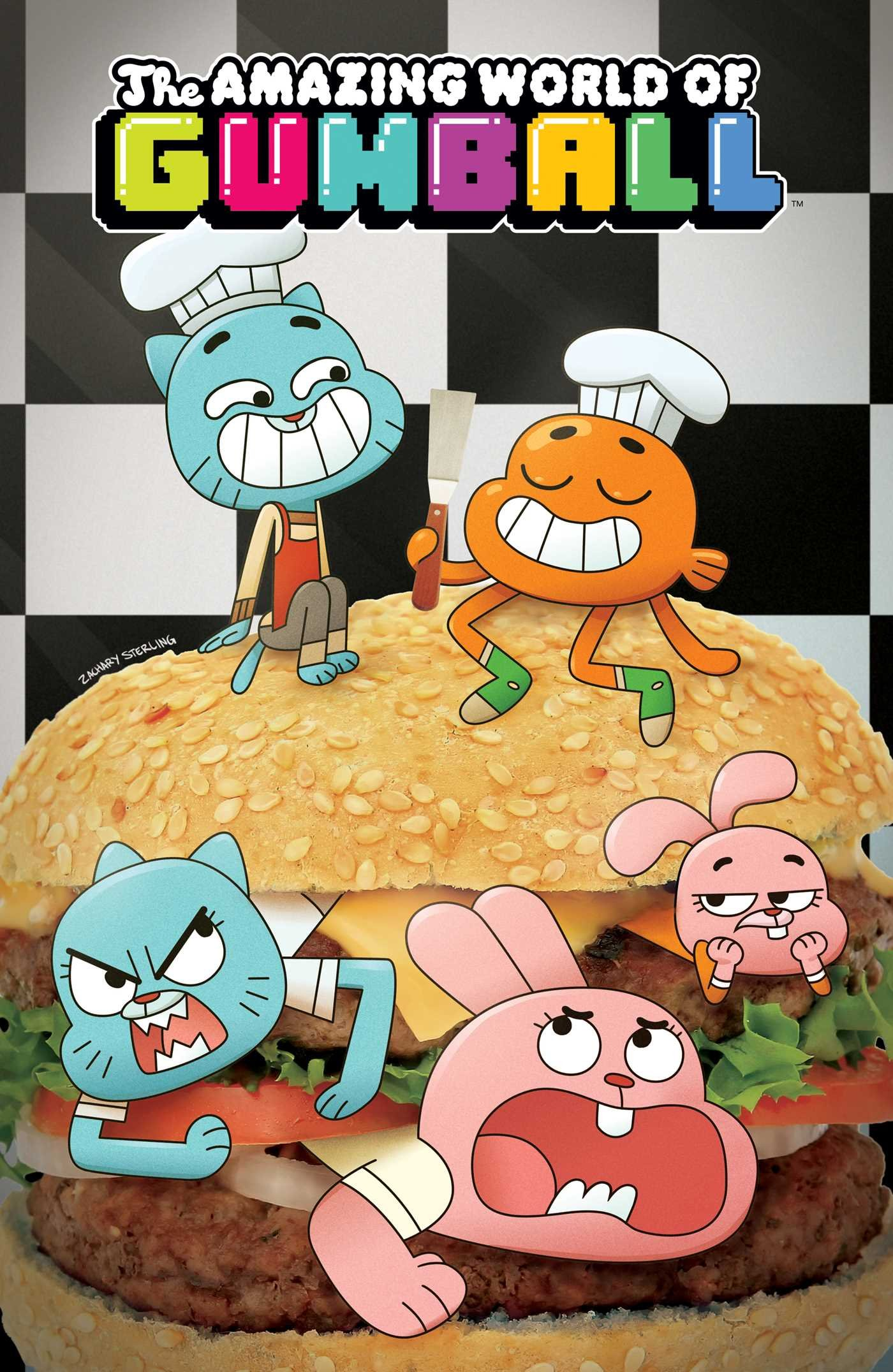 Amazing World Gumball Vol product image