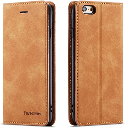 iPhone 8 Card Holder Slot 2020 Blue Luxury Leather Wallet Flip Phone Case iPhone 7 iPhone SE Brown Black Magnetic Closure