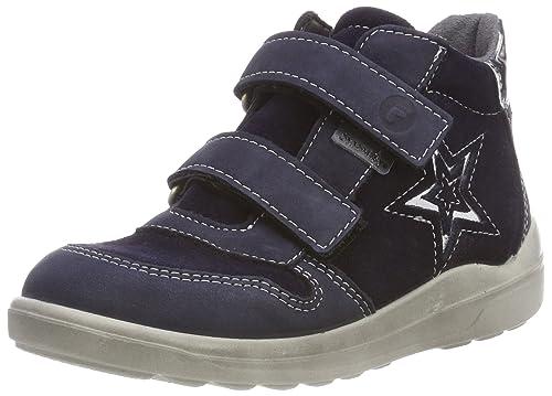 1d89bcf7e97df9 RICOSTA Mädchen Sandra Hohe Sneaker  Amazon.de  Schuhe   Handtaschen