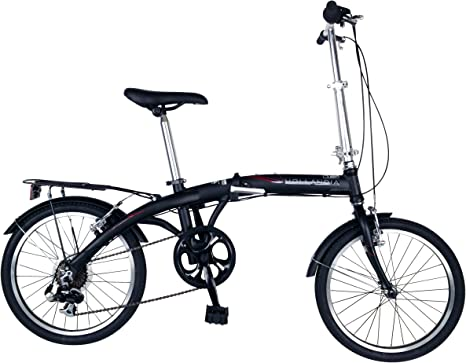 Hollandia Amsterdam 7 20 - Bicicleta Plegable: Amazon.es: Deportes ...