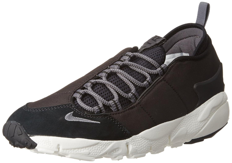 NIKE AIR Footscape NM Mens Running-Shoes 852629 B01N5CE2NN 8.5 D(M) US|Black/Dark Grey Summit White