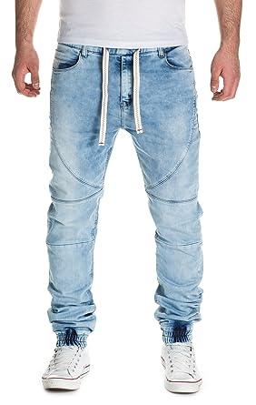 jogginghose in jeansoptik