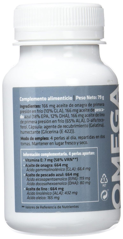 Sotya Softgels, Omega 3,6,9 (O.P.O), 110 Perlas, 720 mg: Amazon.es: Salud y cuidado personal