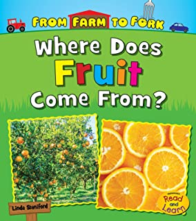 Amazon.com: Where Do Grains Come From? (From Farm to Fork: Where ...