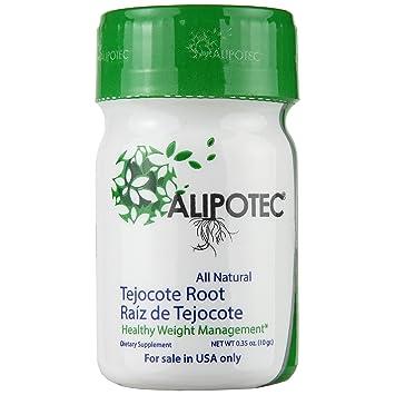 Original Alipotec Tejocote Root Treatment - 1 Bottle (3 Month Treatment) - Most Popular