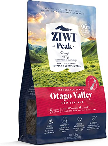 ZIWI Peak Provenance Air-Dried Dog Food Meal Topper