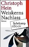 Weiskerns Nachlass (suhrkamp taschenbuch) (German Edition)