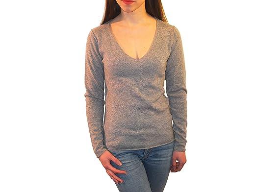 1stAmerican winterliche Pullover für Damen aus reinen 100