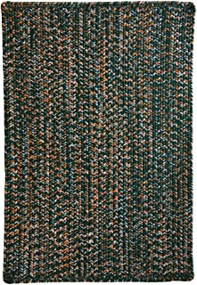 "product image for Capel Rugs Team Spirit Runner Rug, 24"" x 8', Green Orange"