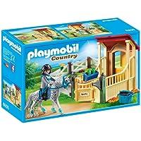 Playmobil - Boîte Cavalière Cheval Appaloosa, 6935