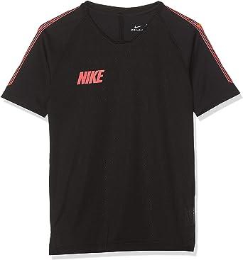 Nike Shirt Miler Crew - Camiseta/Camisa Deportivas para Mujer: Amazon.es: Ropa y accesorios