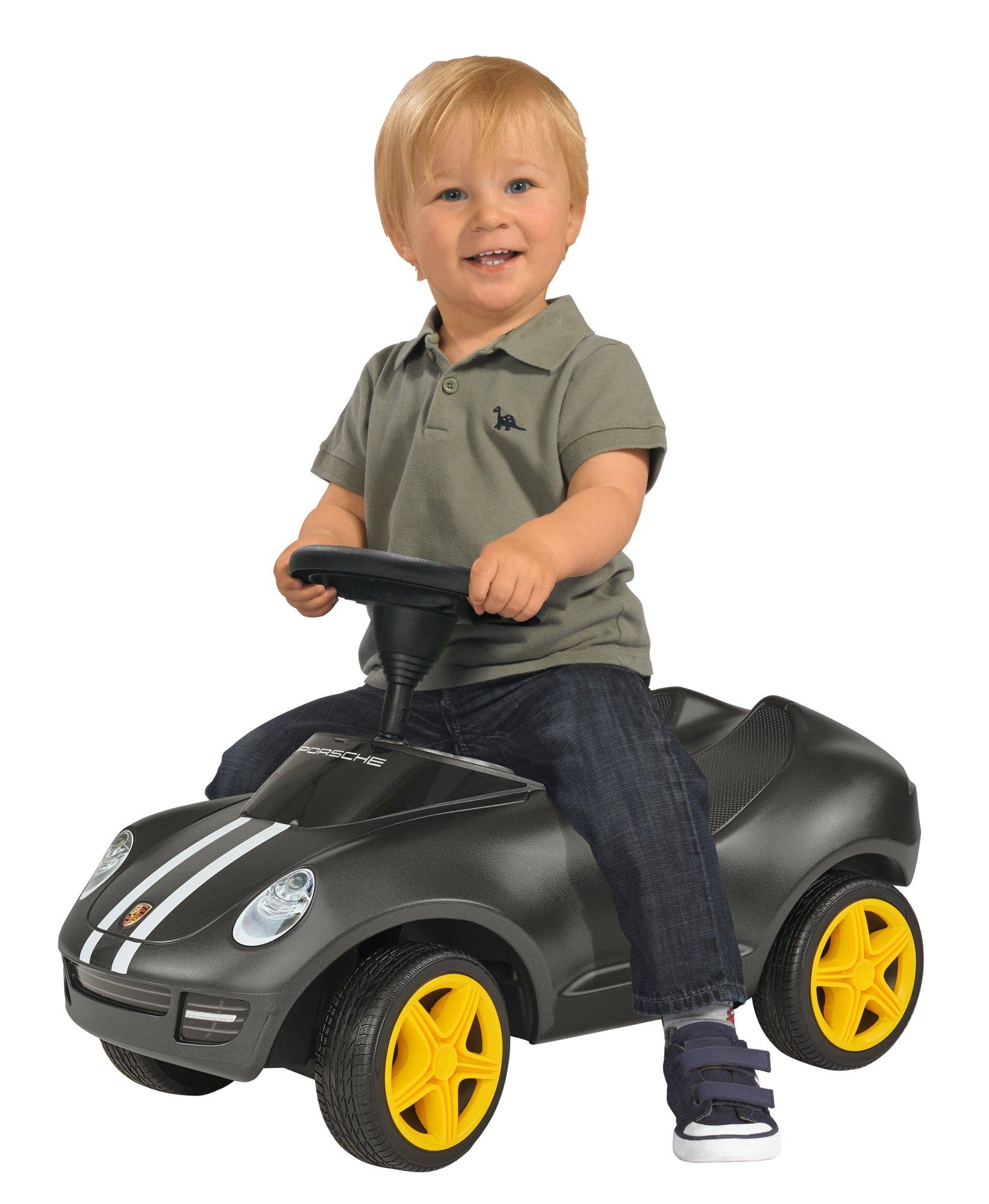 BIG Baby Porsche Ride-On Vehicle by BIG Spielwarenfabrik (Image #4)