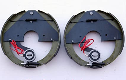 Brilliant Amazon Com New 12 X 2 Mobile Home Trailer Electric Brake Assembly Wiring Database Mangnorabwedabyuccorg