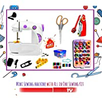 Sewing Machines for Home Mini Portable Sewing Kit