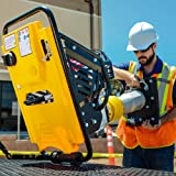 JUMPING JACK 4-cycle Tamping Rammer for Asphalt and Cohesive Soil w/ 3 HP Honda GX100 Engine