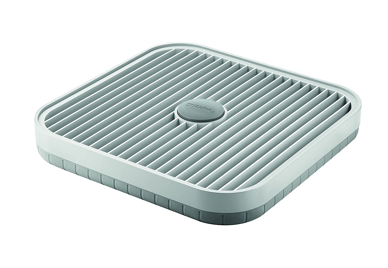 Fratelli Guzzini Kitchen Active Design Scolapiatti, PP, Argilla Chiaro 290500.190.