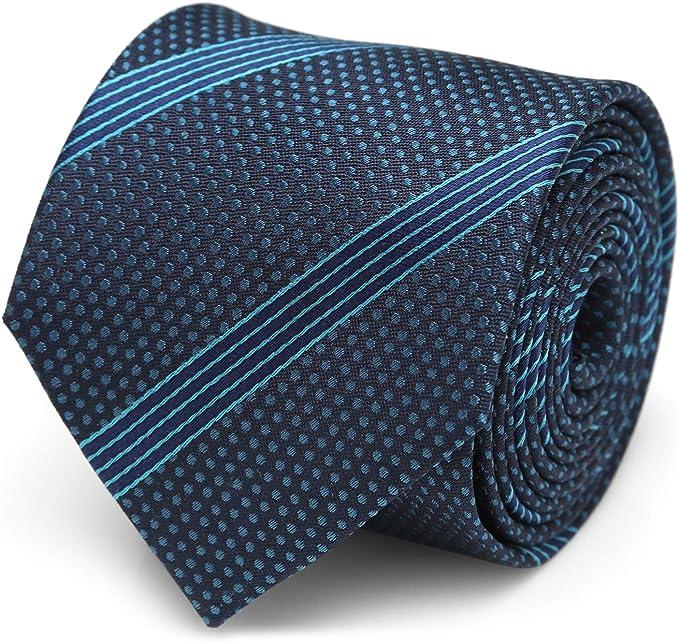Star Wars Millennium Falcon - Corbata para hombre, diseño de rayas ...