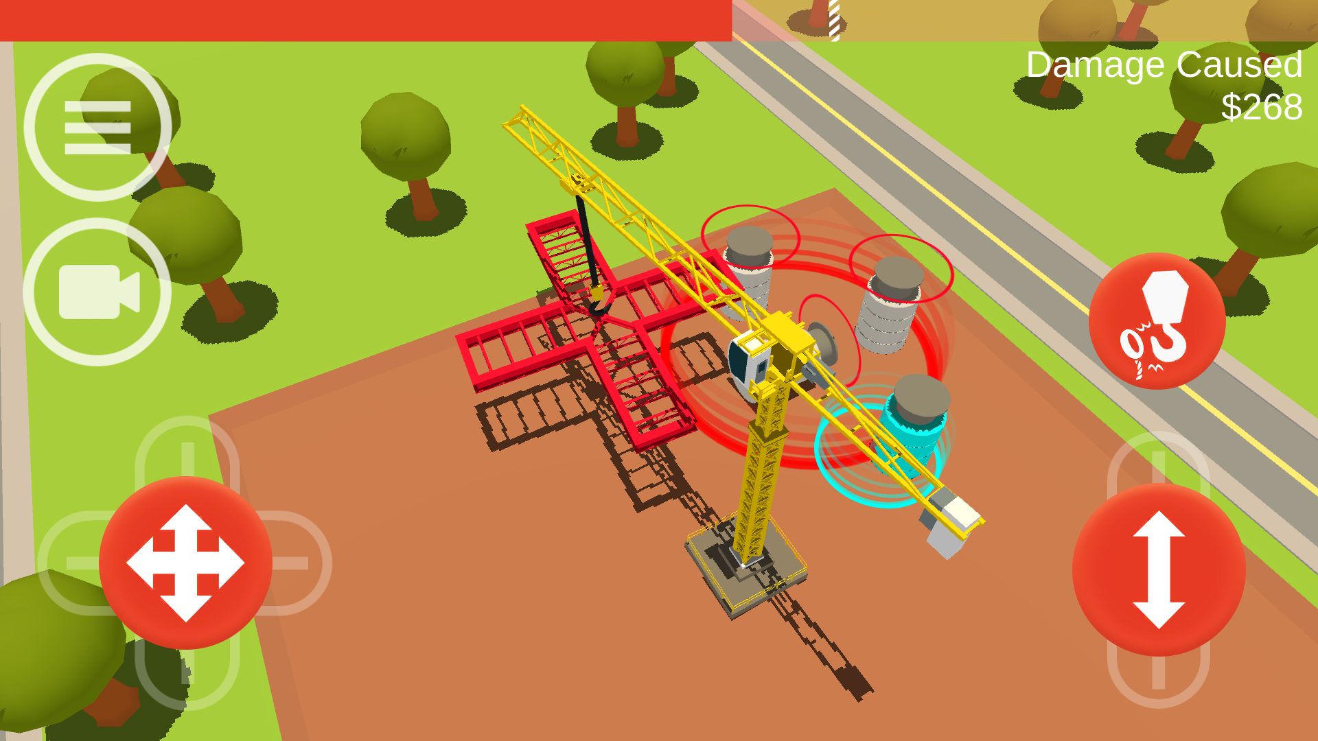 amazoncom hooked a tower crane game appstore for android