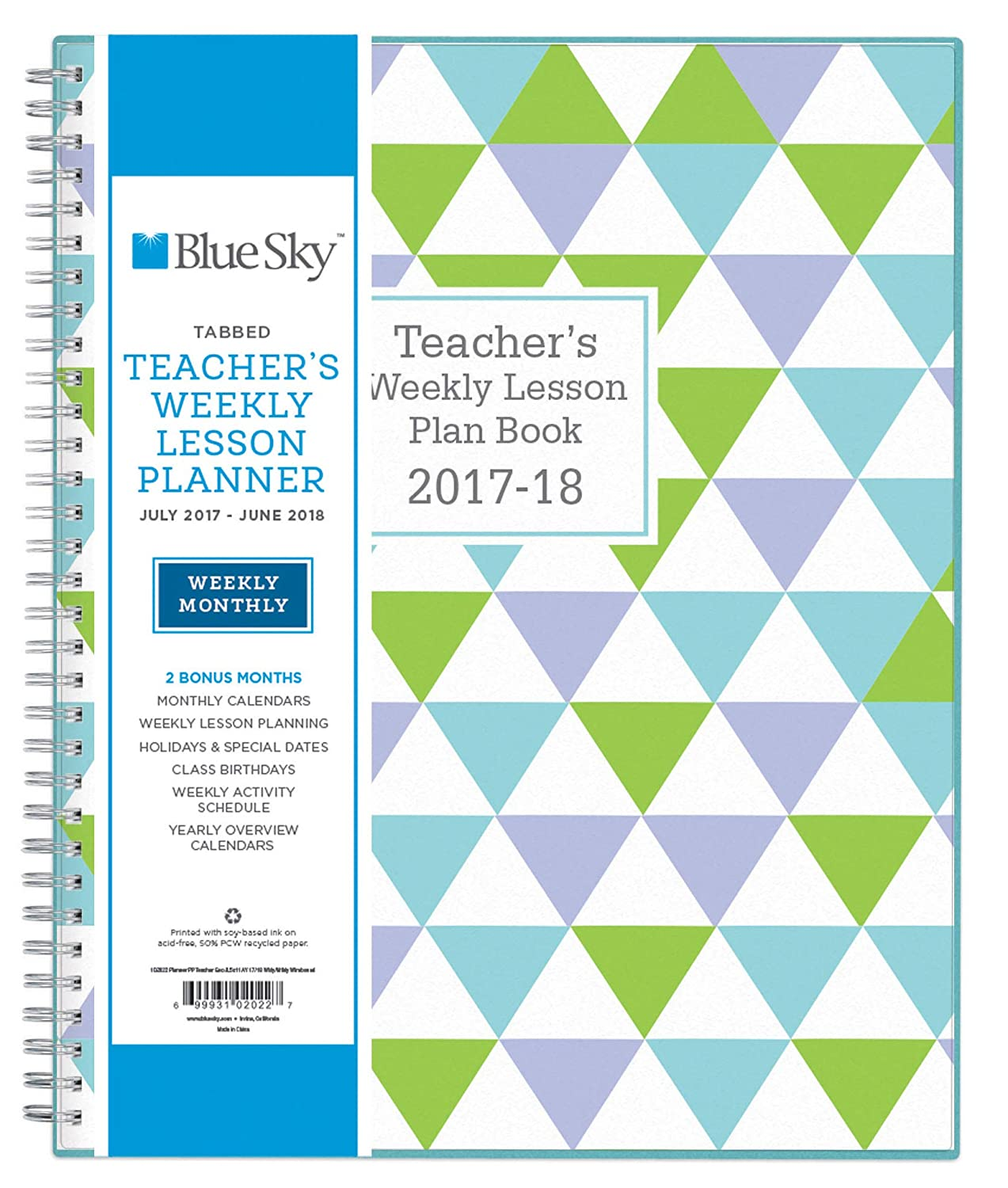 house of doolittle teachers planner 8 5x11 inch pink leatherette