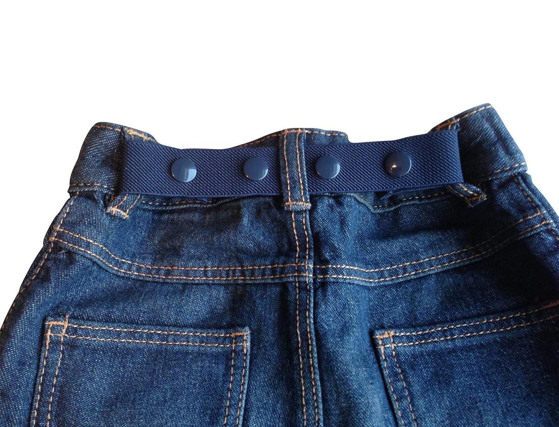 Mini Belts - Navy Blue (Childrens Handmade Accessories: Belts & Braces)