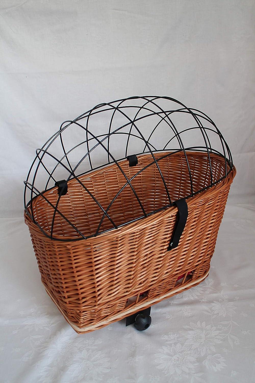 Henkel Neu XL Hundefahrradkorb Fahrradkorb Hundekorb Einkaufskorb mit Kissen u
